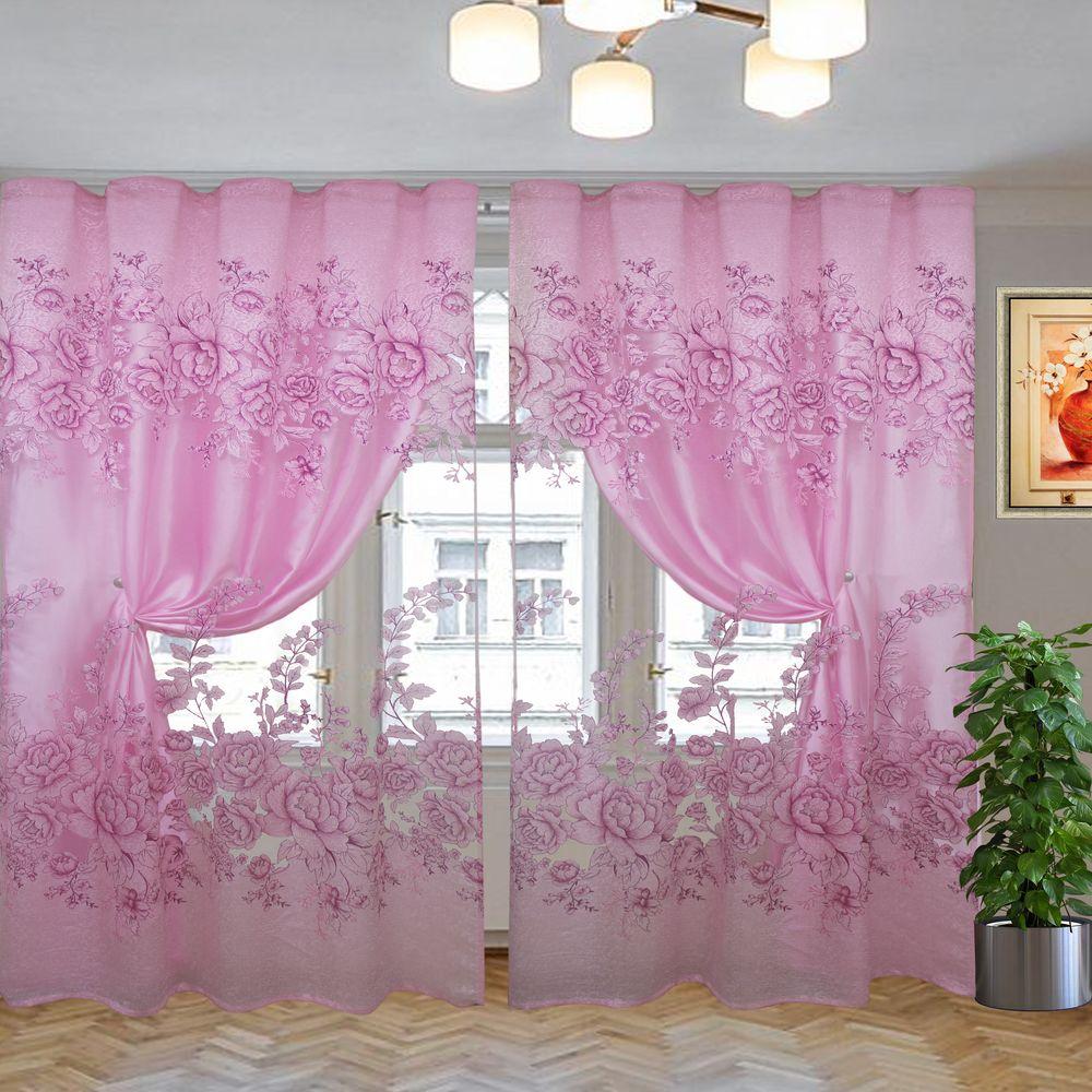 камилла розовый тесьма
