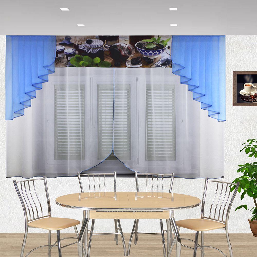кухня ассорти голубой 3190