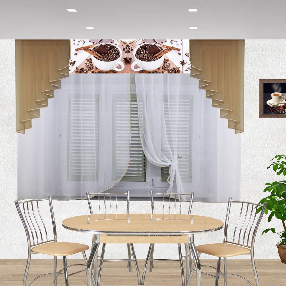 кухня ассорти коричневый 3012