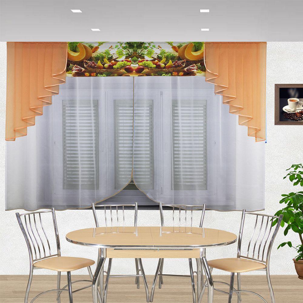 кухня ассорти персиковый 3020